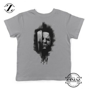 Buy Cheap Halloween Michael Myers Kids T-Shirt