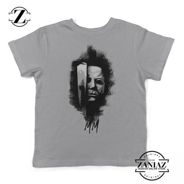 Buy Cheap Halloween Michael Myers Kids T-Shirt