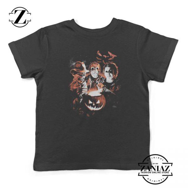 Buy Cheap Halloween Scream Team Kids T-Shirt