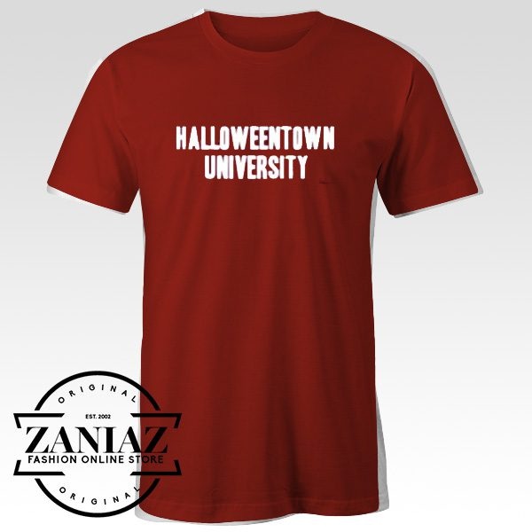 Buy Cheap Halloweentown University Shirt Adult