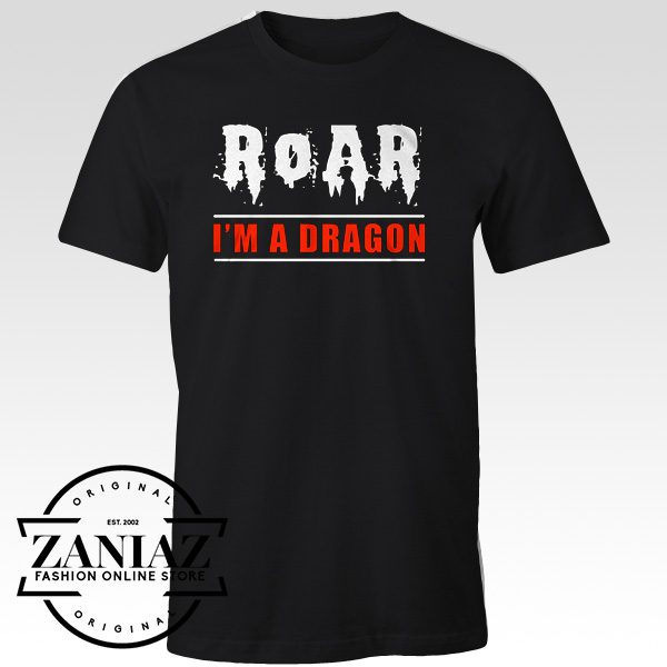 Buy Cheap Roar Dragon Tshirt Halloween Tee Shirt