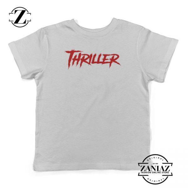 Buy Cheap Thriller Kids T-Shirt Kids Halloween Shirt