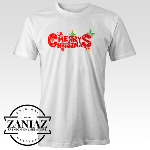 5bd1c4e1 Buy Christmas Gift Tshirt Merry Christmas Tee Shirt - Cheap Kids Clothes