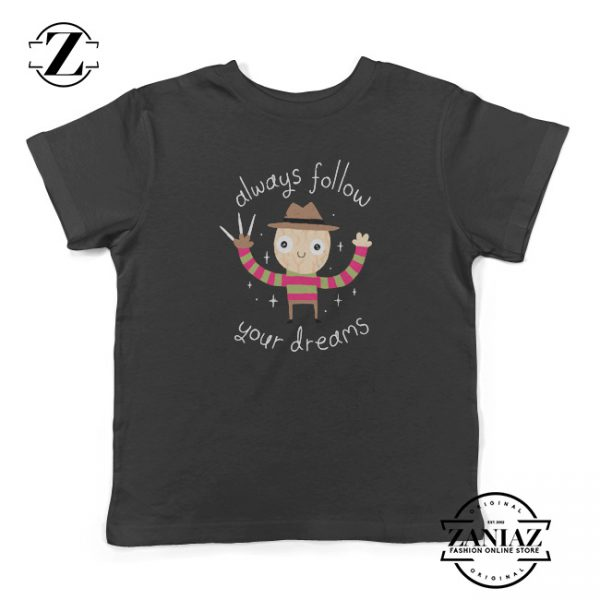 Buy Halloween Kids T-Shirt Follow Your Dreams