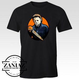 Cheap Gift Shirt Michael Myers Halloween T-Shirt