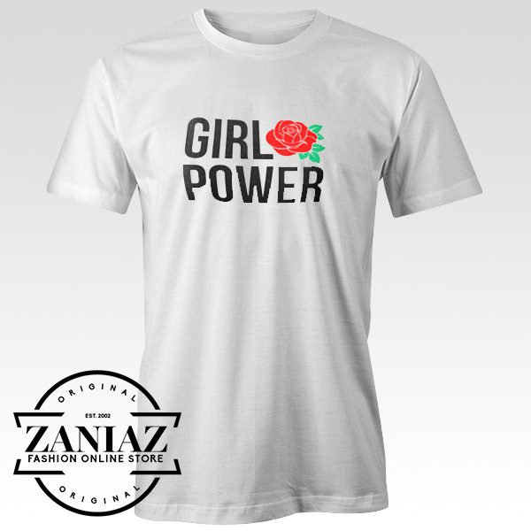 Girl Power Shirt GRL PWR Shirt Feminist T-shirt