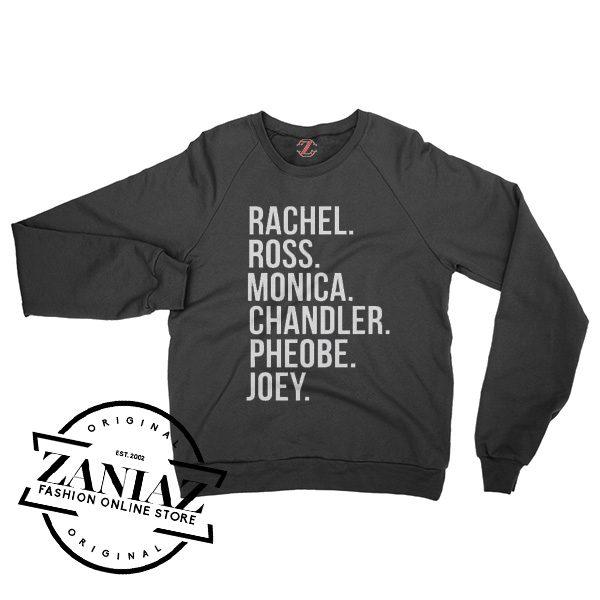 Buy Cheap Friends Cast Members Gift Sweatshirt Crewneck Size S-3XL