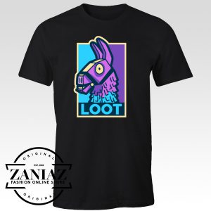 Buy Cheap Loot Llama Hope Fortnite Gift T-Shirt