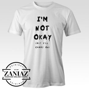 Buy My Chemical Romance IM NOT OKAY Gift Tshirt