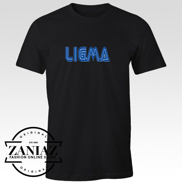 Cheap Gift Tee Shirt Fortnite Ligma Survivor Shirt