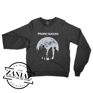 Christmas Gift Imagine Dragons Sweatshirt Crewneck Size S-3XL