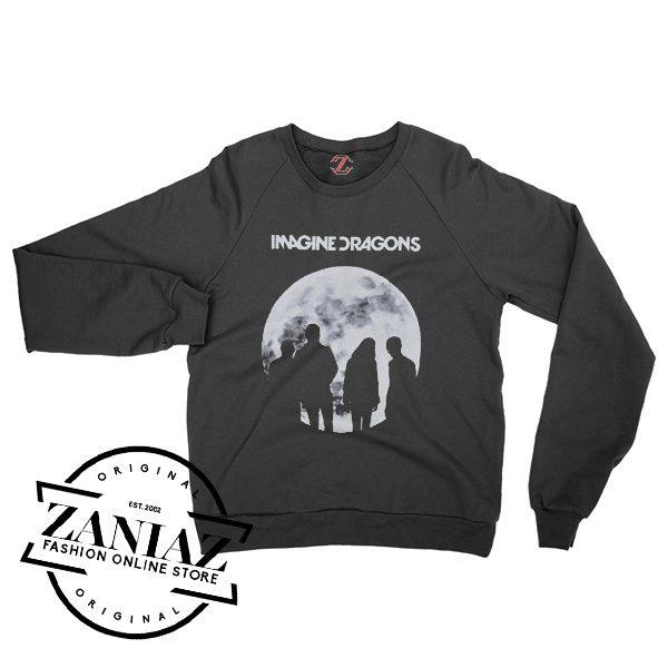 Christmas Gift Imagine Dragons Sweatshirt Crewneck Size S-3XL
