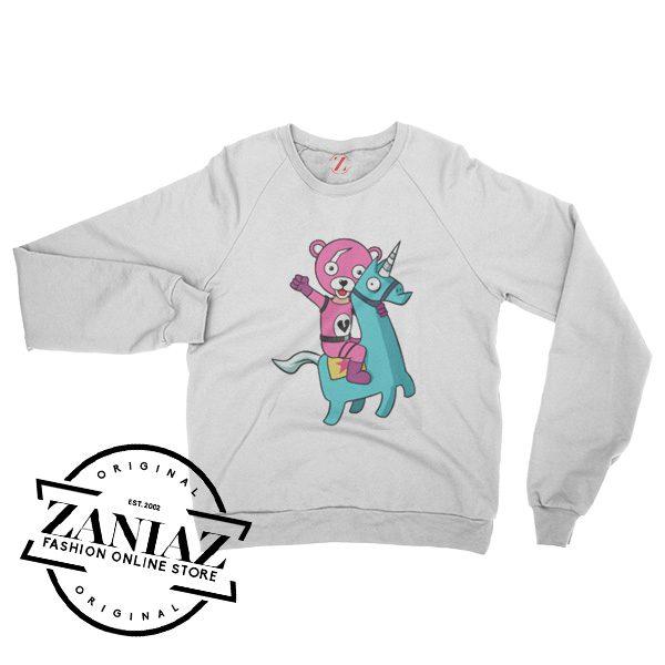 Cuddle Leader and Unicorn Christmas Sweatshirt Crewneck Size S-3XL