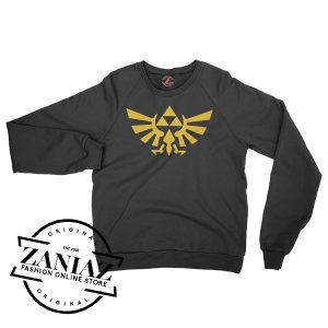 Legend of Zelda game Fan Christmas Sweatshirt Crewneck Size S-3XL