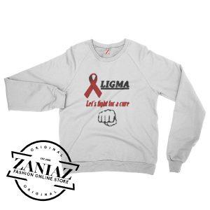 Ligma Let's Fight Christmas Gift Sweatshirt Crewneck Size S-3XL