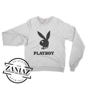 Playboy Logo Christmas Sweatshirt Womens and Sweater Mens Crewneck