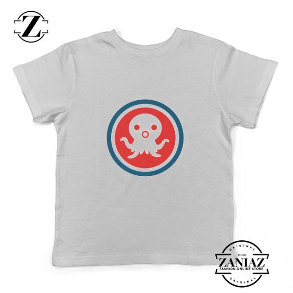 The Octonauts Logo Tees Christmas Gift Kids Shirt