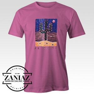 Buy Arizona Cactus Gift Cheap T shirt Adult Unisex