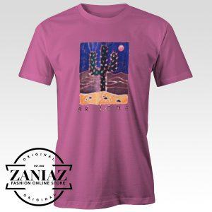 Buy Arizona Cactus Gift Cheap T shirt Adult Unisex