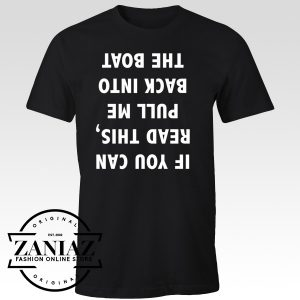 Buy Cheap Boat Gift Fishing Shirt Captain Tee Shirt