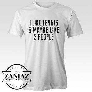 Buy Cheap Funny Tennis T-Shirt Christmas Gift