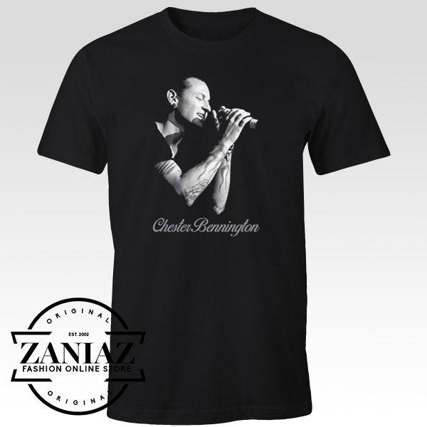 Buy Chester Bennington Linkin Park Tee Shirt