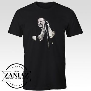 Cheap Best Tee Shirt Chester Bennington Unisex