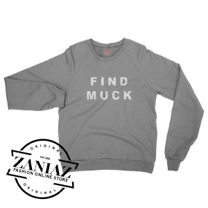 Cheap Find Muck Christmas Gift Sweatshirt Crewneck Size S-3XL