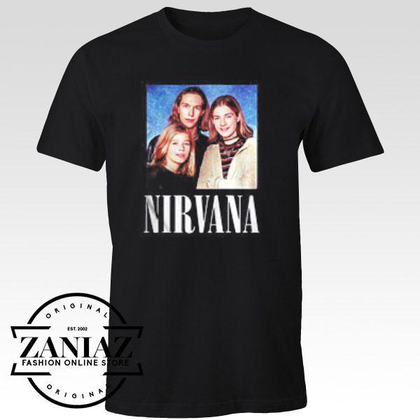 Cheap Nirvana Hanson T-Shirt Adult Unisex