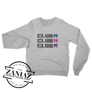 Club MTV Christmas Gift Sweatshirt Crewneck Size S-3XL