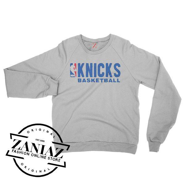 01e1d9835 Knicks Basketball Christmas Gift Sweatshirt Crewneck Size S-3XL