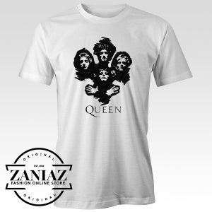 Queen Band Poster Clothing Cheap Tee Shirts