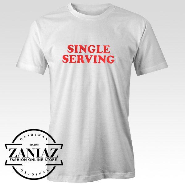 Single Serving Cheap T-shirt Women's or Men's