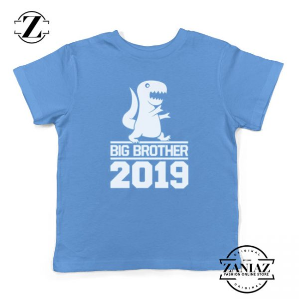 T-Rex Kids T-Shirt Boy Gift for Big Brother 2019