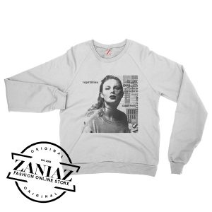 Taylor Swift Look What You Made Me Do Sweatshirt Crewneck Size S-3XL