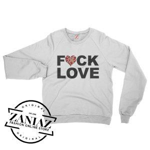 Valentine's Day Sweatshirt F### Gift Sweatshirt Crewneck Size S-3XL