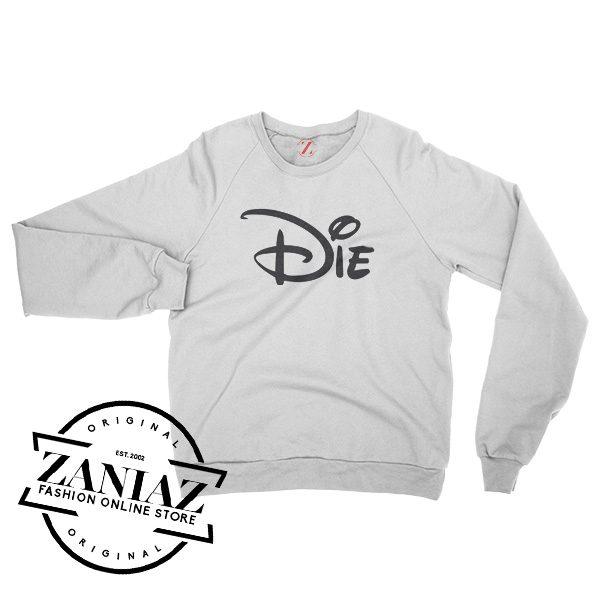 Die Walt Disney Cheap Gift Sweatshirt Unisex Crewneck Size S-3XL
