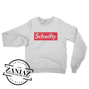 Rick and Morty Get Schwifty Supreme Sweatshirt Size S-3XL