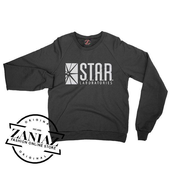 Star Laboratories Sweatshirt Women's or Men's Crewneck Size S-3XL