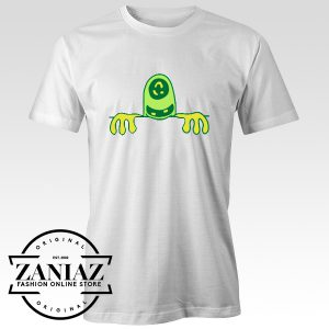 Buy Shirt Wall Ghost Alien Monster Creepy Horror