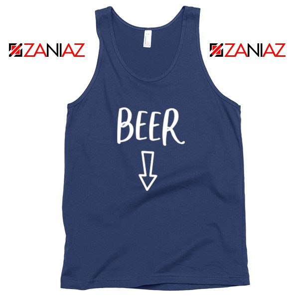 Beer Belly Tank Top Funny Gift Cheap Man Woman Tank Top Red
