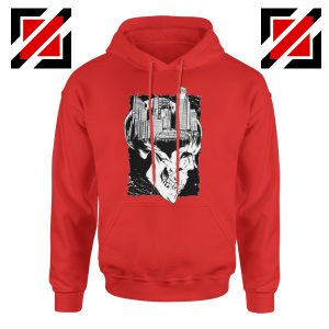 Conan The City of Skulls Hoodie Funny Gift Hoodies Unisex Red
