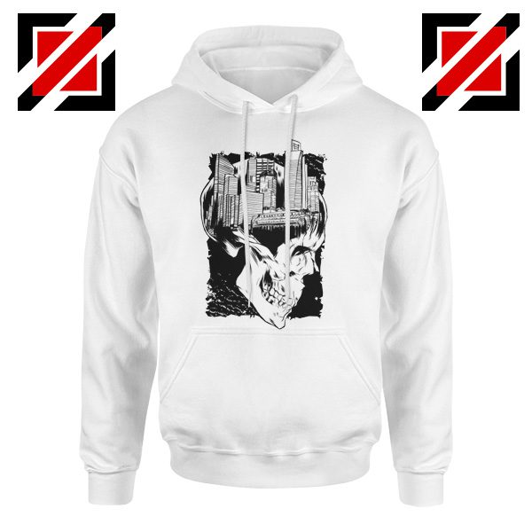 Conan The City of Skulls Hoodie Funny Gift Hoodies Unisex White