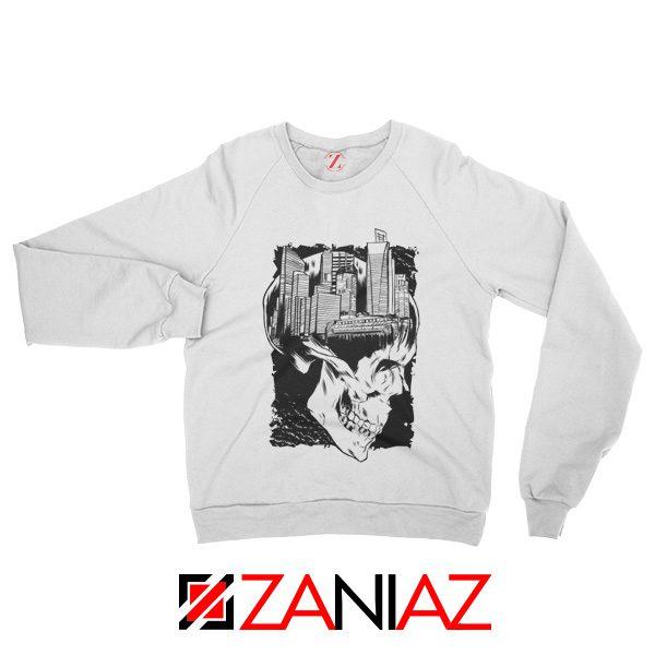 Conan The City of Skulls Sweatshirt Gift Sweater Size S-3XL White