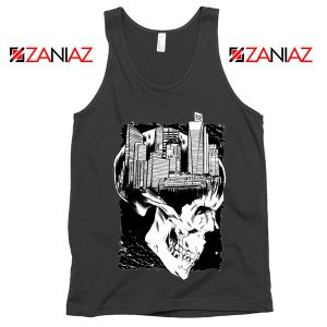 Conan The City of Skulls Tank Top Funny Gift Cheap Tank Top Black