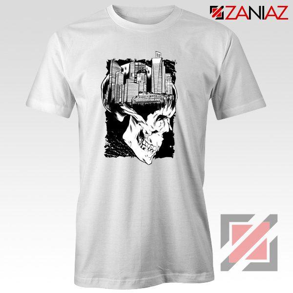 Conan The City of Skulls Tshirt Funny Cheap Tshirt Clothes White