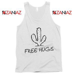 Free Hugs Campaign Tank Top Funny Gift Cheap Tank Top