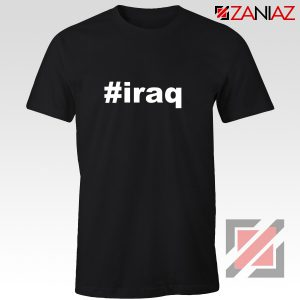 Iraq Hashtag Men Women T-shirt Clothing Hashtag Cheap Clothes
