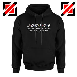 Jobros Hoodie Funny Friends Themed Concert Hoodies Unisex
