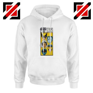 Marvel X Men Hoodie Marvel Comic Book 129 Jan Cheap Hoodie Unisex Black